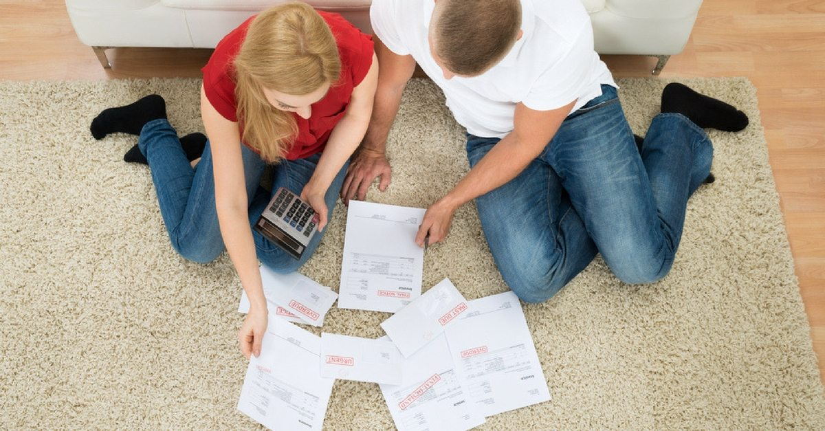 impact of bankruptcy on marriage