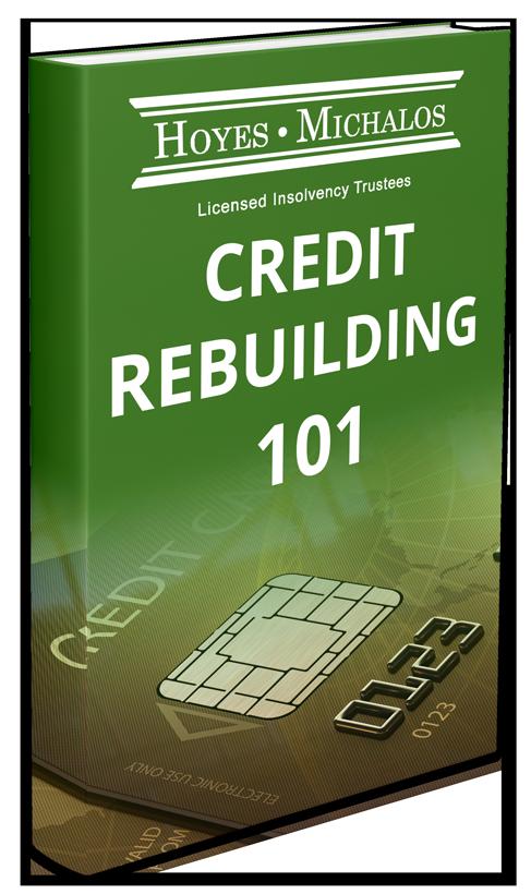 Free Credit Rebuilding eBook