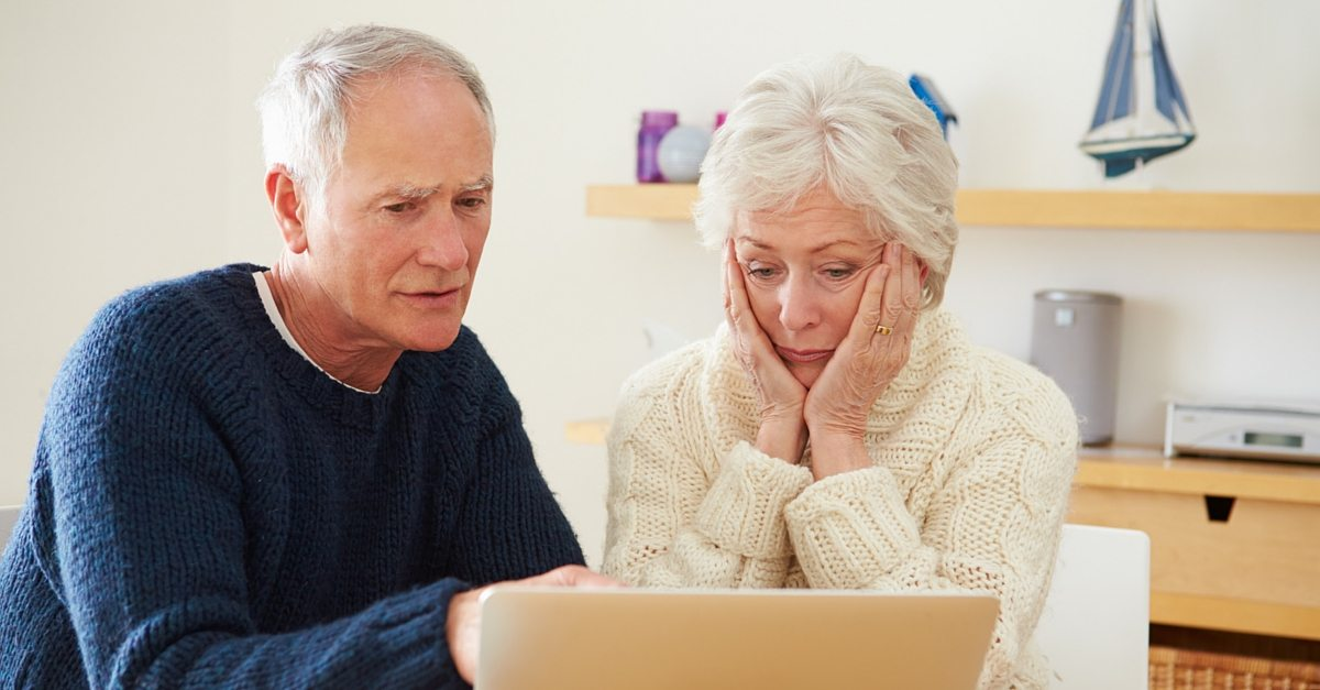 more seniors will be filing insolvency - fb